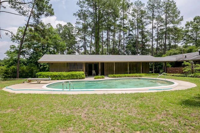 Mid-century Modern Augusta GA   Plantation Properties & Land ...