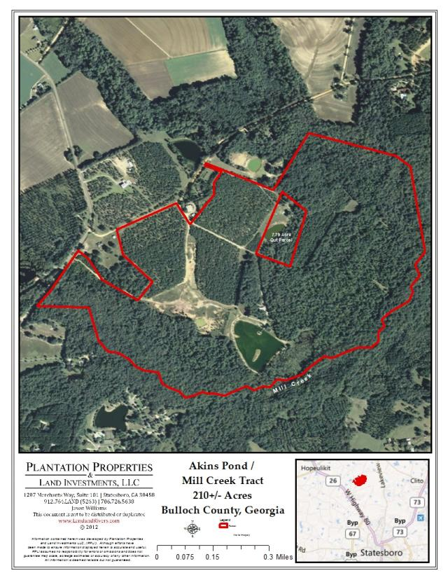 Timber Creek Plantation Properties Amp Land Investments Llc