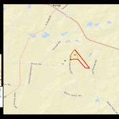 Location Map 47 acres